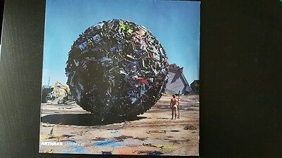 ANTHRAX Stomp 442 LP RARE NM