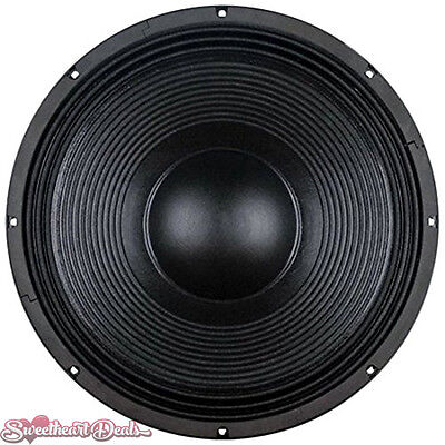 NEW B&C 21IPAL 21-Inch 5000W Power Soft Woofer Speaker