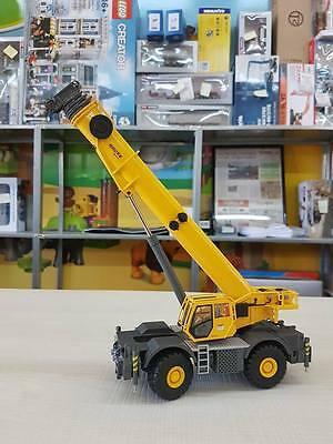 Conrad 2117 Grove GRT 8100 rough terrain Gru Gru 1:50 NUOVO IN SCATOLA ORIGINALE