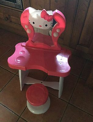 HelloKitty Dressing Table Pink / White