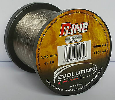 Evolution / Extrusion P-Line 12lb