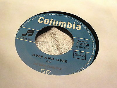 "7""  *60's* THE DAVE CLARK FIVE - Over And Over"