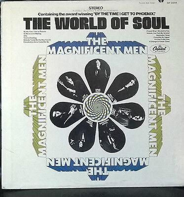Magnificent Men - The World Of Soul - Capitol Records - Soul