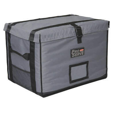 RUBBERMAID COMMERCIAL PRODUCTS FG9F1600CGRAY Insulated Carrier,18 1/4x 27 x 16,