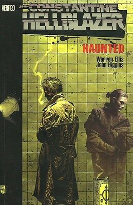 Hellblazer: Haunted by John Higgins, Warren Ellis (Paperback, 2003) Vertigo