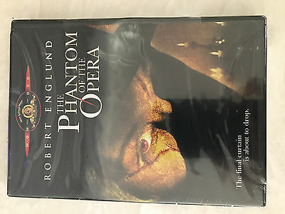robert england the phantom of the opera 1989 new