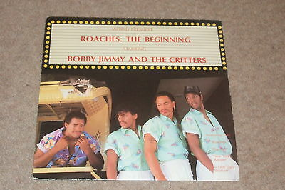 Bobby Jimmy And The Critters ‎– Roaches: The Beginning LP   1986   NEAR MINT!!
