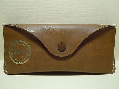 RAY BAN Sunglasses Rare Vintage Case by Bausch & Lomb U.S.A.