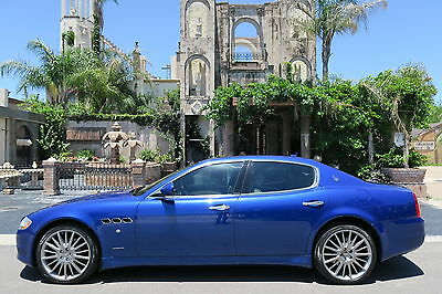 2009 Maserati Quattroporte EXECUTIVE GT,LOW MILES,WHOLESALE PRICE!!! WE FINANCE/LEASE,TRADES WELCOME,EXTENDED WARRANTIES AVAILABLE,CALL 713-789-0000