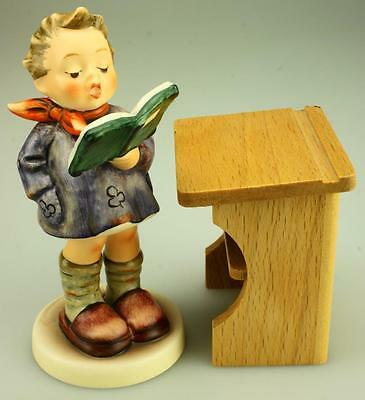 M.I. Hummel Goebel The Poet #397/3/0 TMK7 Figurine with Original Box