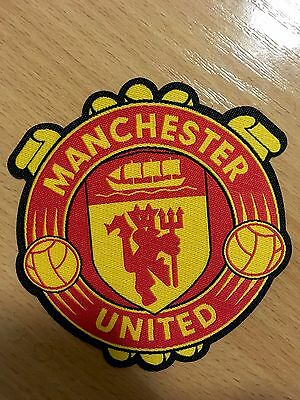 FC Manchester United 2016/17 JERSEY IRON/SEW ON  CREST BADGE PATCH