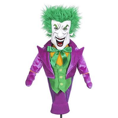 The Joker Driver Head Cover