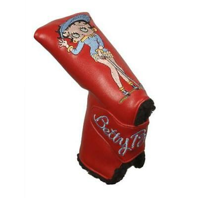 Betty Boop Putter Cover