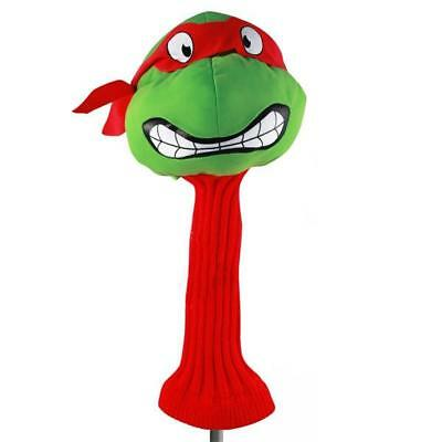 Raph TMNT Driver Head Cover