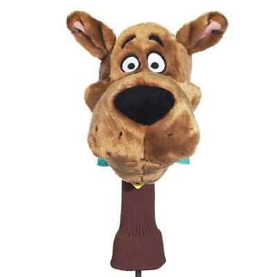 Scooby Doo Head Driver Head Cover