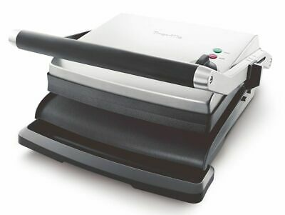 New Breville HealthSmart Non Stick Contact Grill Sandwich Press BGR250