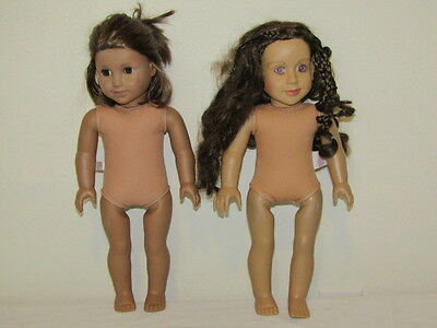 "American Girl Doll 18"" & My Twinn Doll 18"" Lot *READ*"