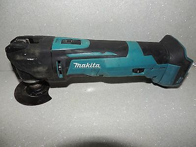 Makita XMT03 18-Volt LXT Lithium-Ion Cordless Multi-Tool (Tool Only)