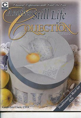 PAINTING BOOK - ANOTHER STILL LIFE COLLECTION Volume 8 by Carol-Lee Cisco