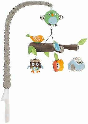 Excellent Skip Hop Tree Top Friends Woodland Birds & Baby Musical Crib Mobile