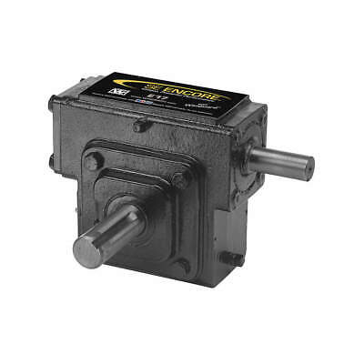 WINSMITH Speed Reducer,Indirect Drive,,40:1, E20XWNS  40:1