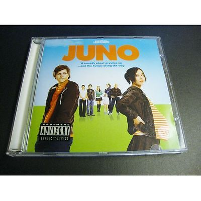 Juno CD Music from the Motion Picture OST soundtrack Ellen Page