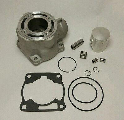 Cylinder Top End Kit Piston Bearing Ring Kit for Yamaha YZ80 93-01 1993 - 2001