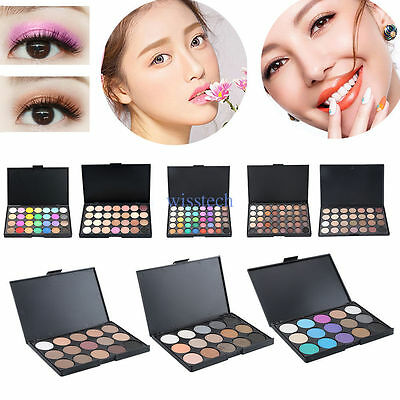 40 Colors Lady Eye Shadow Makeup Cosmetic Shimmer Matte Eyeshadow Palette Set