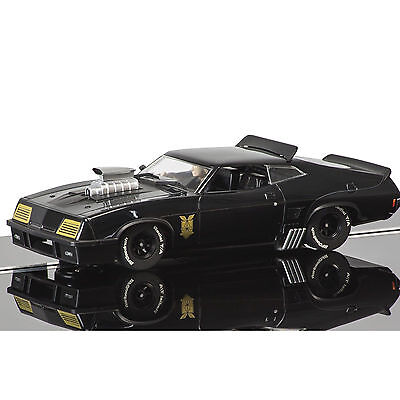 New Scalextric 1:32 Ford Falcon Xb Mad Max Coupe 1979 Interceptor C3697 Slot Car