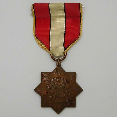 china shanghai municipal council emergency medal order
