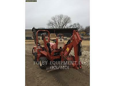 2013 DITCH WITCH RT45 RIDE-ON TRENCHER Ride-On Trenchers