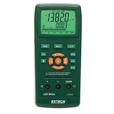 EXTECH LCR Meter, LCR200