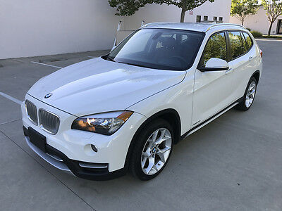 2014 BMW 1-Series xDrive28i Sport Utility 4-Door 2014 BMW X1 xDrive28i, ONLY 22K MI, DON'T MISS!