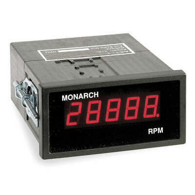 MONARCH Tachometer,Panel, ACT-1B/115