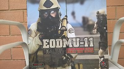 1/6 Action Figure Eodmu-11 Us Navy Soldier Story