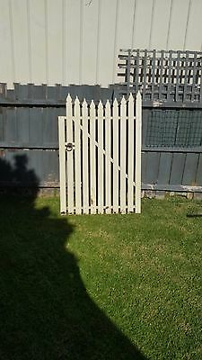 Picket Fence / Gate