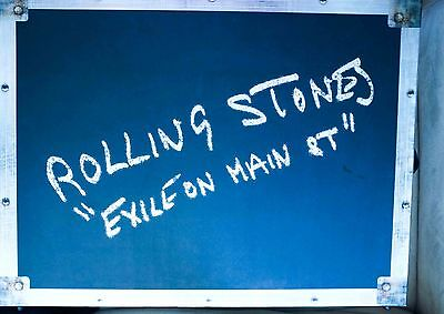 ROLLING STONES 1972 S.T.P. (Stones Touring Party) Deluxe Road Case Set