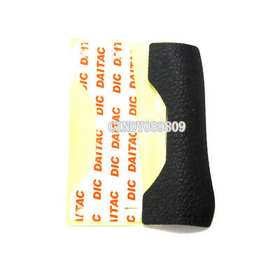 100% Original New CF Memory Card Slot Cover Rubber for Nikon D810 With Tape