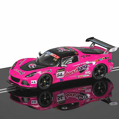 New Scalextric 1:32 Lotus Exige V6 Cup R 2014 Bathurst 12 Hr Donut King C3600
