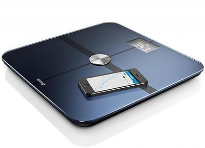 Withings Smart Body Analyzer WS-50 Black WiFi / Bluetooth iPhone Android Scales