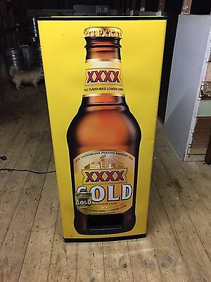 XXXX Gold Fridge