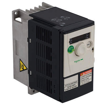 SCHNEIDER ELECTRIC Variable Frequency Drive,1 HP,208-240V, ATV312H075M3