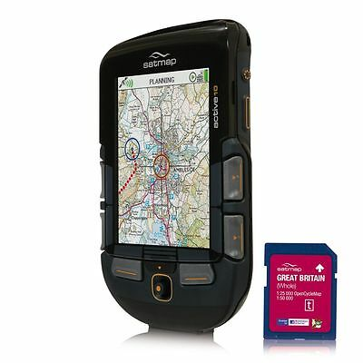 Satmap Active 10 Gps (With 3 Extra Maps Included)