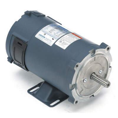 LEESON DC Permanent Magnet Motor,39.0A,1/2 HP, 108047.00