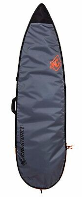 Surfboard Lite Surfboard Cover In Charcoal From Creatures Of Leisure Surfing