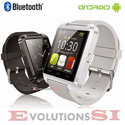 Reloj Smartwatch Bluetooth Inteligente Cámara Para Iphone Android Samsung Htc