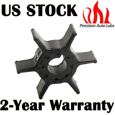 New Yamaha Outboard Water Pump Impeller 2-Stroke #Sierra  18-3040 63V-44352-01