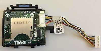 Lettore Card SD Flash Dell PowerEdge OKY386 con cavo per R610 R710 T610 T710
