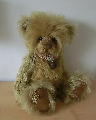 Charlie Bears Lili-B Mohair Limited Edition Bear Perfect Condition With Tags