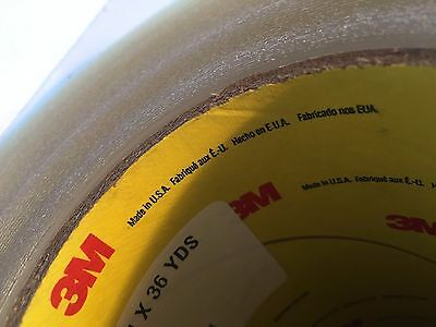 """$4.50 8663 Polyurethane Pre Cut  2/"""" x 24/"""" 3M HELICOPTER TAPE Clear 18MIL"""